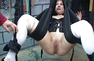 Powierzchowna Ruda Penny Pax, aby przekazać filmy erotyczne z wibratorem swój tyłek Charlotte Sartre